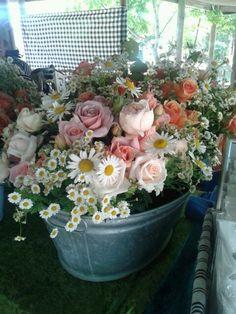 Farm flowers. Greyton Saturday market. #freshflowers #Greyton