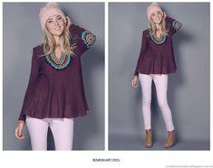 Moda y Tendencias en Buenos Aires : AGOSTINA BIANCHI MODA TEJIDOS INVIERNO 2015