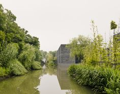 Xixi Wetland Estate | Architect Magazine | David Chipperfield Architects, Hangzhou, China, Multifamily, New Construction, Hangzhou, China, David Chipperfield
