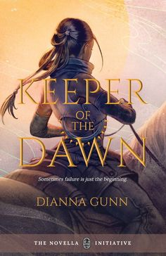 Cover Reveal: Keeper of the Dawn by Dianna Gunn - On sale April 18, 2017! #CoverReveal