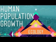 ▶ Human Population Growth - Crash Course Ecology #3 - YouTube