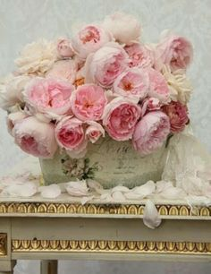Pink peonies...buy me these and I will fall in love with you forever