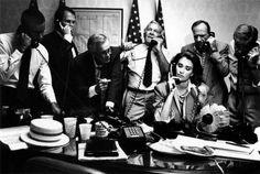 Donna Karan:1992 In Women We Trust Campaign