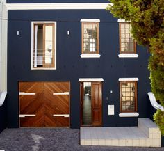 Dark Blue Exterior House Color Door (Dark Blue Exterior House Color Door) design ideas and photos Wood trim with dark body color, white trim. Dark Blue Exterior House Color Door (Dark Blue Exterior House Color Door) design ideas and photos