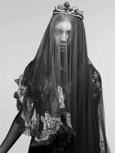 crown veil