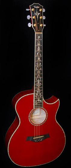 love it  2002taylor prestion series ps-14-c fire red maple
