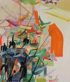 Amy Sillman- My Pirate by Art Images Directory,