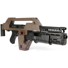 M41-A Pulse Rifle Replica from Aliens