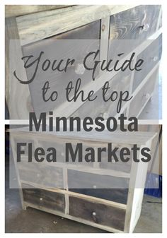 When you want to get out and explore some of the grassroots open air flea markets in MN, check out our list for a roadmap of flea market goodness.