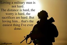 Loving A Military Man Pictures, Photos, and Images for Facebook, Tumblr, Pinterest, and Twitter