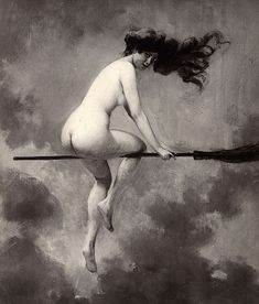 Nudity in Wicca and Paganism Part 1: A Brief History