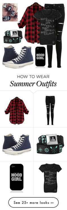 """""""Outfit #213"""" by i-love-pandas-993 on Polyvore featuring Miss Selfridge, Converse and Samsung"""