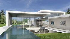 The KFAR SHMARYAHU HOUSE By Pitsou Kedem Architects
