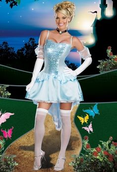 1000 Images About Sexy Cinderella Costume On Pinterest