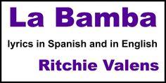 La Bamba - a fun and easy classic!