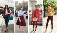 what color goes well with maroon | My Web Value Maroon Blazer, Maroon Skirt, Maroon Pants, Dark Green Pants, Dark Blue Shirt, Maroon Color Palette, Burgundy Skinny Jeans, Color Combinations For Clothes