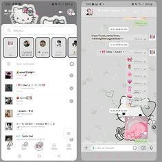 Anime Wallpaper Live, Colorful Wallpaper, Iphone Wallpaper, Cute Themes, My Themes, Whatsapp Theme, Dance Kpop, Sanrio Characters, Wattpad