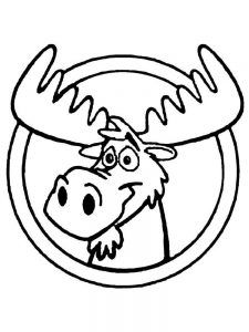 Moose Coloring Pages For Kids Free Coloring Sheets Coloring Pages To Print Coloring Pages For Kids Coloring Pages