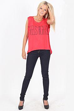 Eilise Printed Top - Om Rut m.fl. shop kläder Online på nätet Rutstore.se.