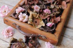 Roses' perfume