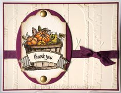 Heart's Delight Cards: Basket of Wishes (Holiday Catalog Sneak Peek)