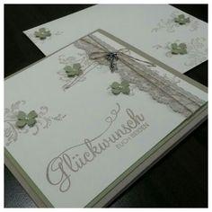 Stampin up, wedding card, vintage, timeless textures, der perfekte Tag, itty bitty petals, Spitzenband, Leinenfaden