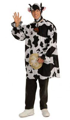 Deguisement Vache Avec Pis - Adulte