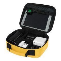 BAGSMART Design Electronics Accessories Bags Travel Organiser Boxes: Amazon.co.uk: Luggage