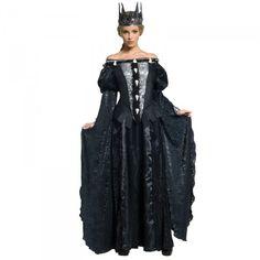 Disfraz de Reina Ravenna calavera Blancanieves y la Leyenda del Cazador 89,99 €