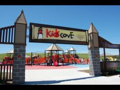 Kids Cove Playground | Virginia Beach Vacation Guide