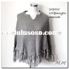 free knitting pattern shawl - luluso.com