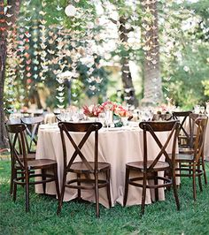 Photo by Jose Villa | Event planner: Amy Kaneko | Florist:  Svenja Brotz of Chestnut & Vine