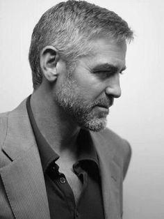 Fresh George Clooney Haircuts Pictures Of Hairstyle ideas 3209 - Hairstyle ideas Hairstyles For 40 Year Old Man, Older Mens Hairstyles, Cool Mens Haircuts, Hairstyle Short, Men's Haircuts, Hairstyle Ideas, Haircut Images, Haircut Pictures, George Clooney Haircut