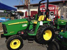 Fresno Equipment Company at the Fresno Home & Garden Show