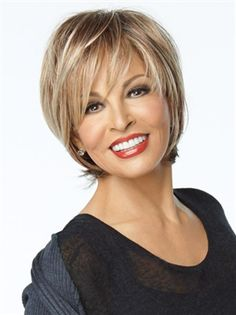 Raquel Welch On the Town | Synthetic Wig