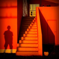 "Fiery palette ""Peter Pan's Shadow"" Kristine Bergheim on Art Limited. Peter Pan Shadow, Great Photos, Stairs, Colours, Deviantart, Photography, Inspiration, Home Decor, Palette"