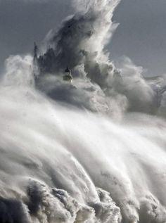 El fuerte temporal sacude el Cantábrico. Mira la fotogalería