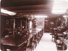 Dinning Room, Imperial Yacht Standart, Tzar Nicholas II of Russia