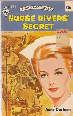 vintage nurse novel romance - Bing Images