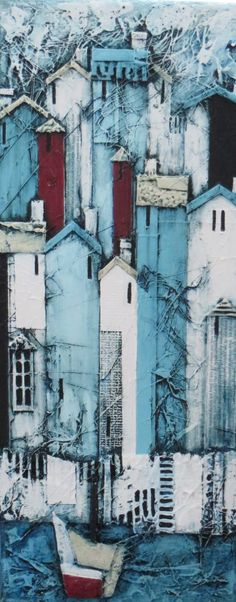 Sarah's aim is to portray the reality of working life in the mills and fishing villages of nineteenth century Britain. Her paintings are at once intriguing and compelling, a new and exciting way to…