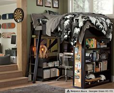 my boys will have these beds one day!
