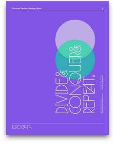 Flyer Goodness: Minimal Posters and Fontography by Network Osaka