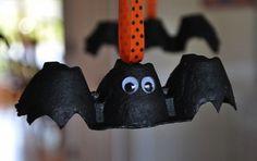Vleermuis van een eierdoos - Kindervoorstellingen Openluchttheater Hertme
