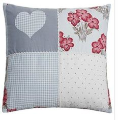 Patchwork cushion from Next