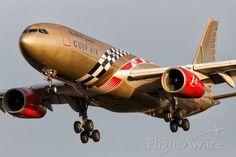 GFA Airbus A330-200 (A9C-KB)