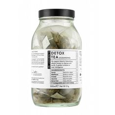 Detox Herbal Tea 500ml (1,340 PHP) ❤ liked on Polyvore featuring fillers, food and stuff