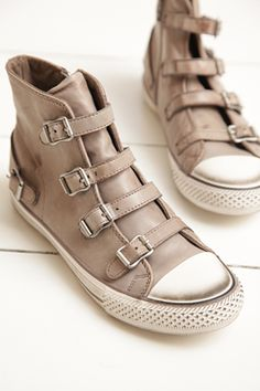 ASH virgin sneakers.... best shoes ever. I want the flat ones now.