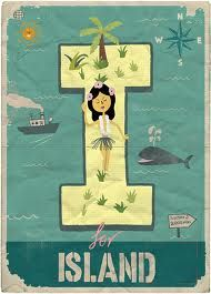 paul thurby - I for island