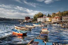 Cengelkoy istanbul turkey  by ~belkibirgun