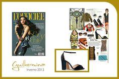 Guilhermina na L'Officiel!  #guilhermina #sapatodeluxo #guilhermina_shoes #trend  #moda #calcadosfemininos #shoes #lofficiel